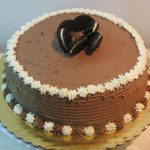 Cookies and Cream Cake Kosher Cakery
