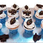 Chanukah Cupcakes