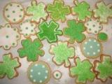 """Irish"" butter cookies made by The Baking Architect"