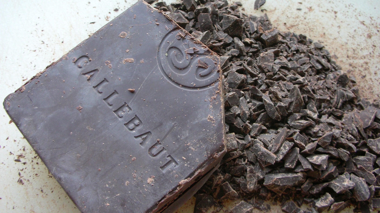 Callebaut semisweet chocolate, chopped