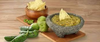 salsa verde photo by delrealfoods