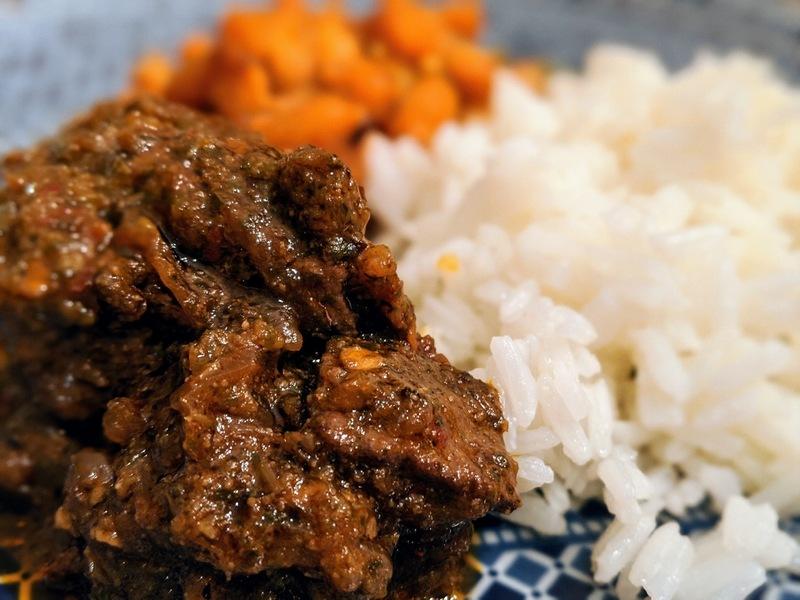 Peruvian Cilantro Beef Stew (Seco de Carne) 2