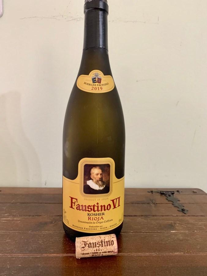 2019 Faustino VI Rioja