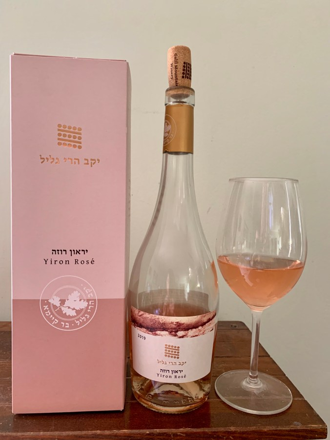 2019 Galil Mountain Yiron Rose