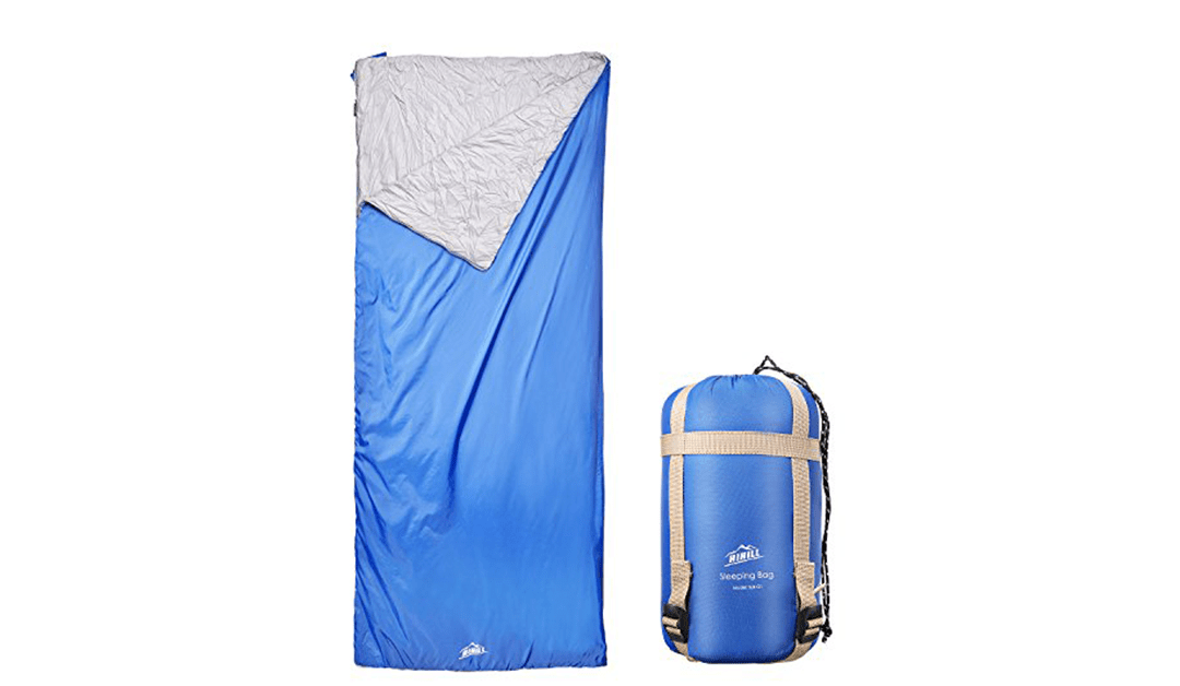 Camp Deal: Sleeping Bag Under $10