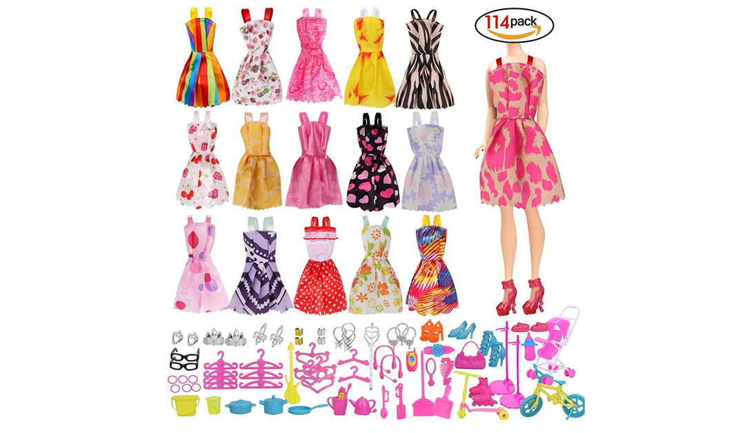 Amazon BEST PRICE: Doll Clothes