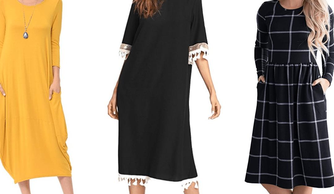 Amazon Dress Finds Under $30