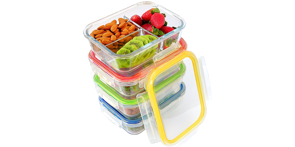 Glass Bento Boxes