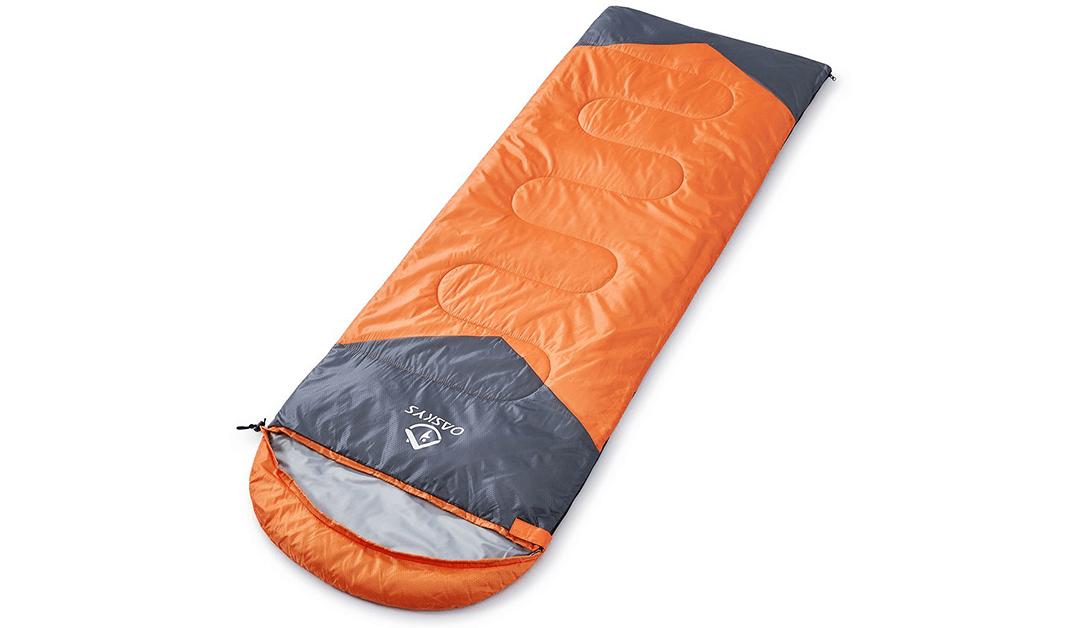 Amazon Deal: Mummy Sleeping Bag