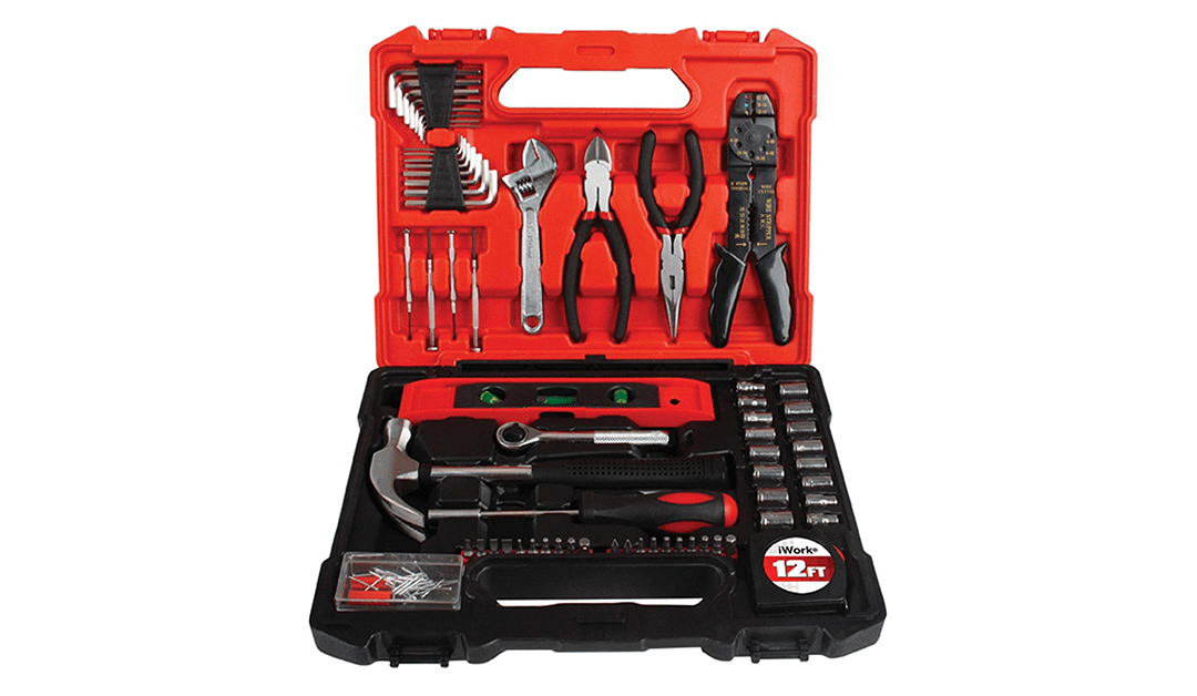 Amazon GREAT DEAL: Olympia Tool Set