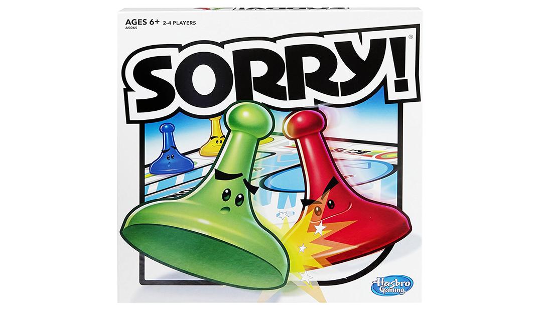 Sorry on Sale