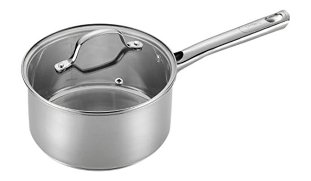 Amazon | BEST PRICE: T-Fal 3qt Sauce Pan