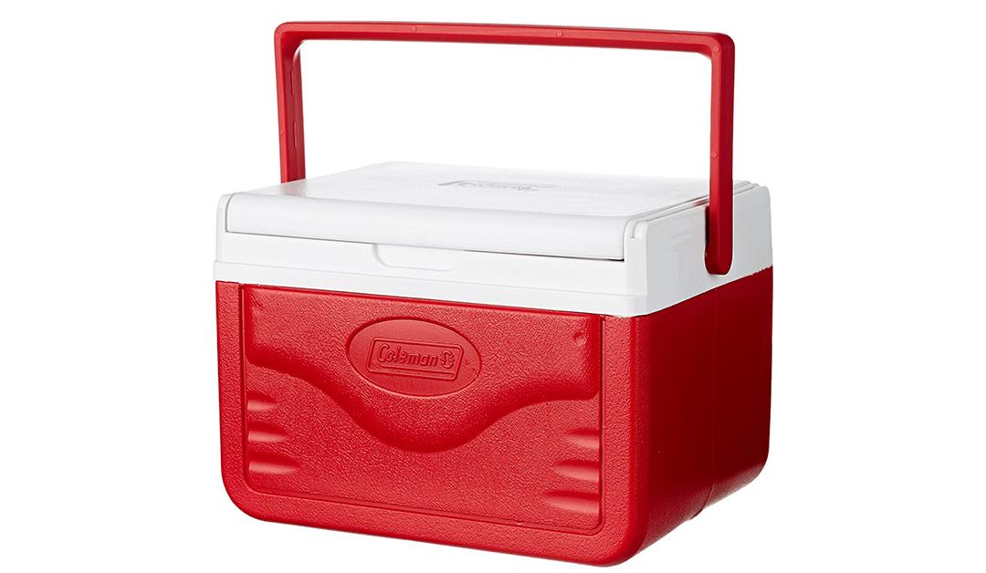 Amazon GOOD DEAL: Coleman 5 Qt Fliplid Personal Cooler