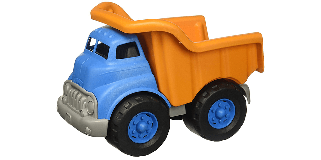 Amazon BEST PRICE: Green Toys Dump Truck