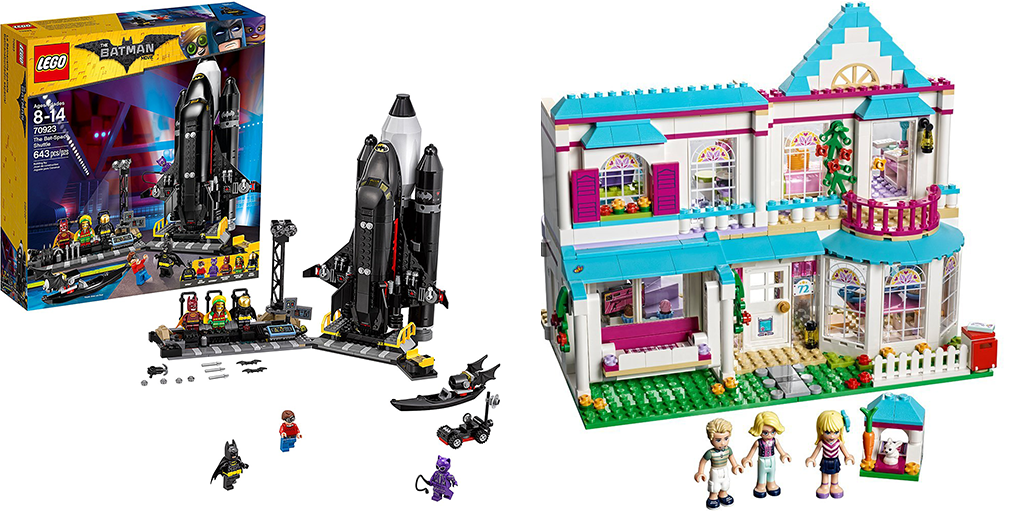 Amazon BEST PRICE: Lego Deals