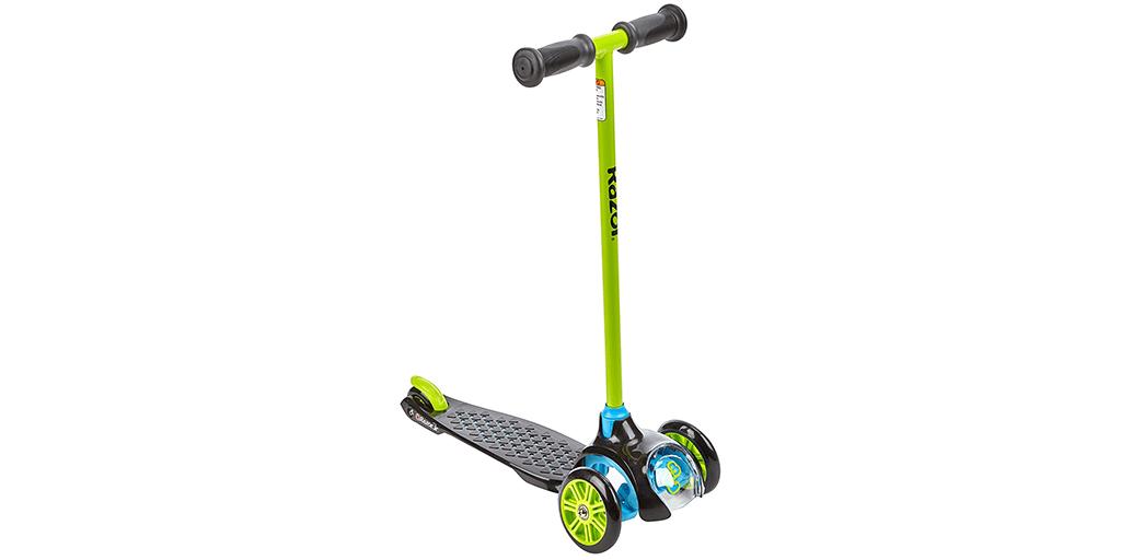 Amazon BEST PRICE: Razor Jr. 3 Wheel Scooter