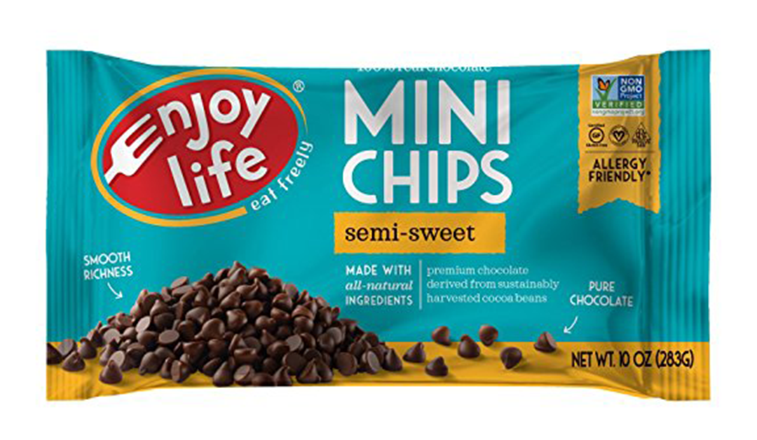 Amazon | BEST PRICE + COUPON + SUBSCRIBE & SAVE: Enjoy Life Semi-Sweet Mini Chocolate Chips