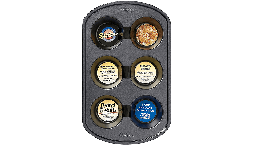 Amazon | BEST PRICE: Wilton Muffin Pan