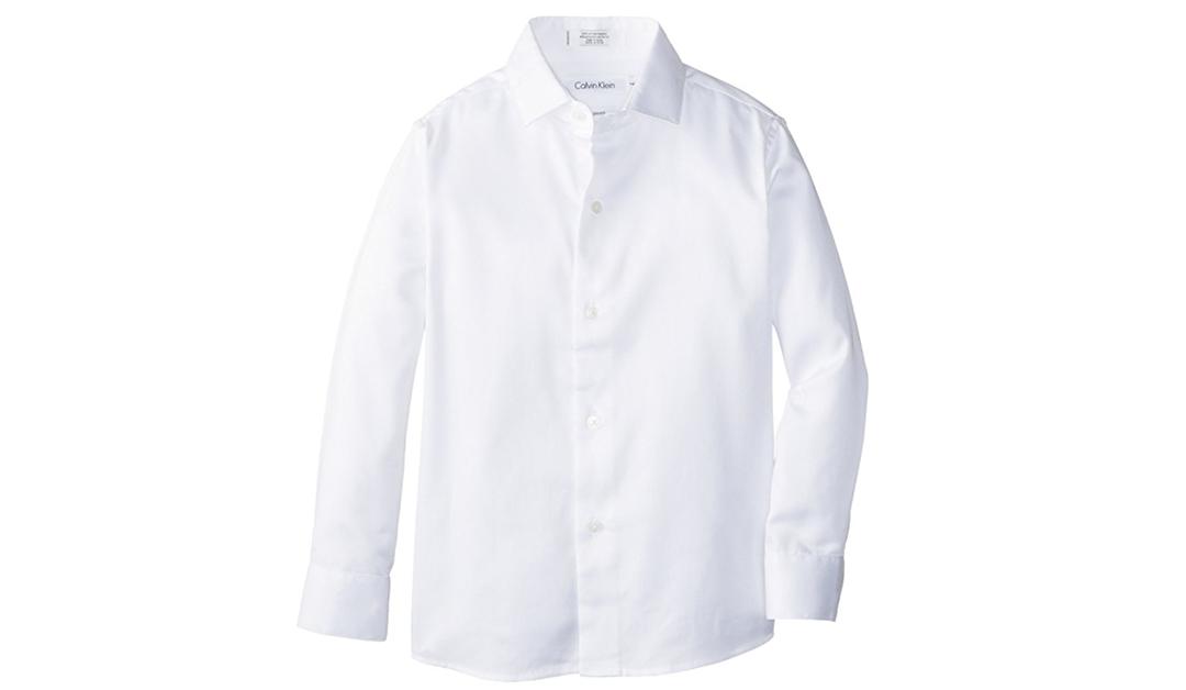 Amazon | BEST PRICE: Calvin Klein Boys' Shirt