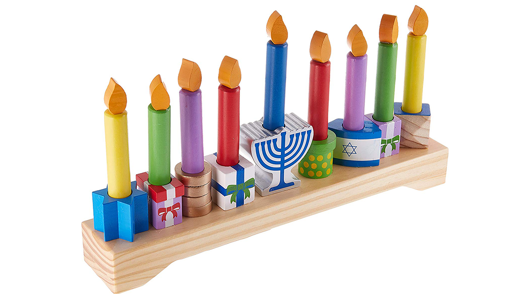 Amazon | BEST PRICE: Another Drop on the Kidkraft Menorah
