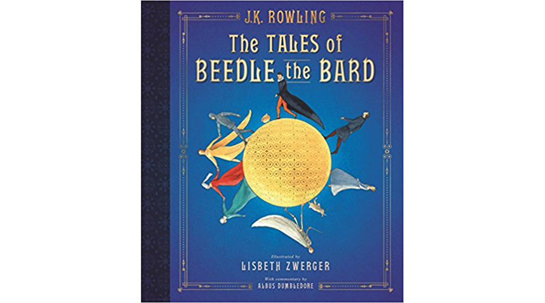 Amazon | PRE-ORDER: The Tales of Beedle the Bard: The Illustrated Edition (Harry Potter)