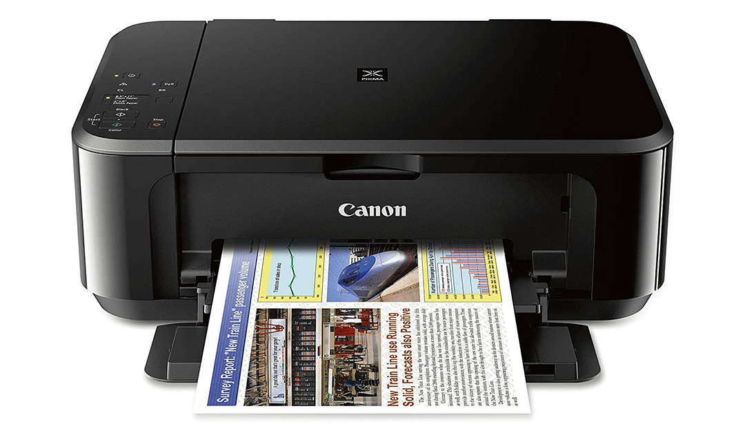 Amazon | GOOD DEAL: Canon Wireless All in One Inkjet printer.