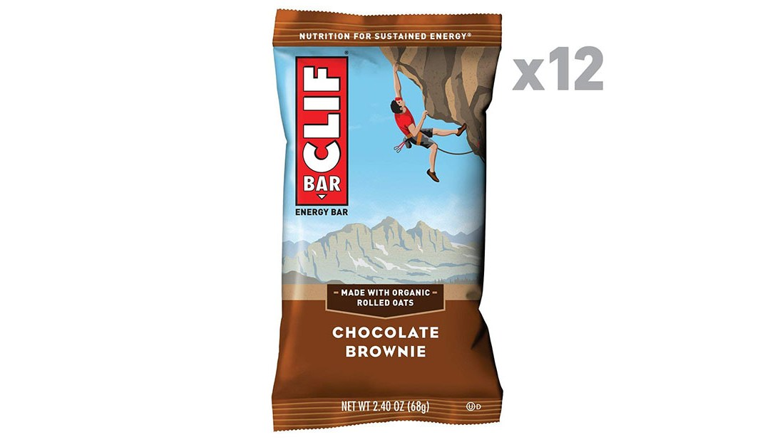 Amazon | BEST PRICE + COUPON + SUBSCRIBE & SAVE: Brownie Clif Bars