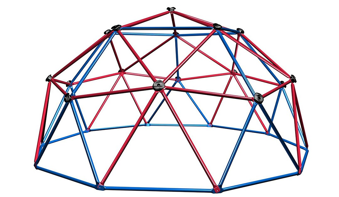 Amazon | BEST PRICE: Geometric Dome Climber Play Center