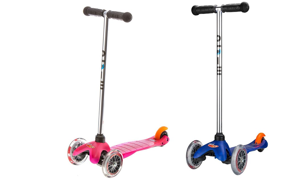 Amazon | GOOD DEAL: Micro Mini Original Kick Scooter for Ages 2 – 5
