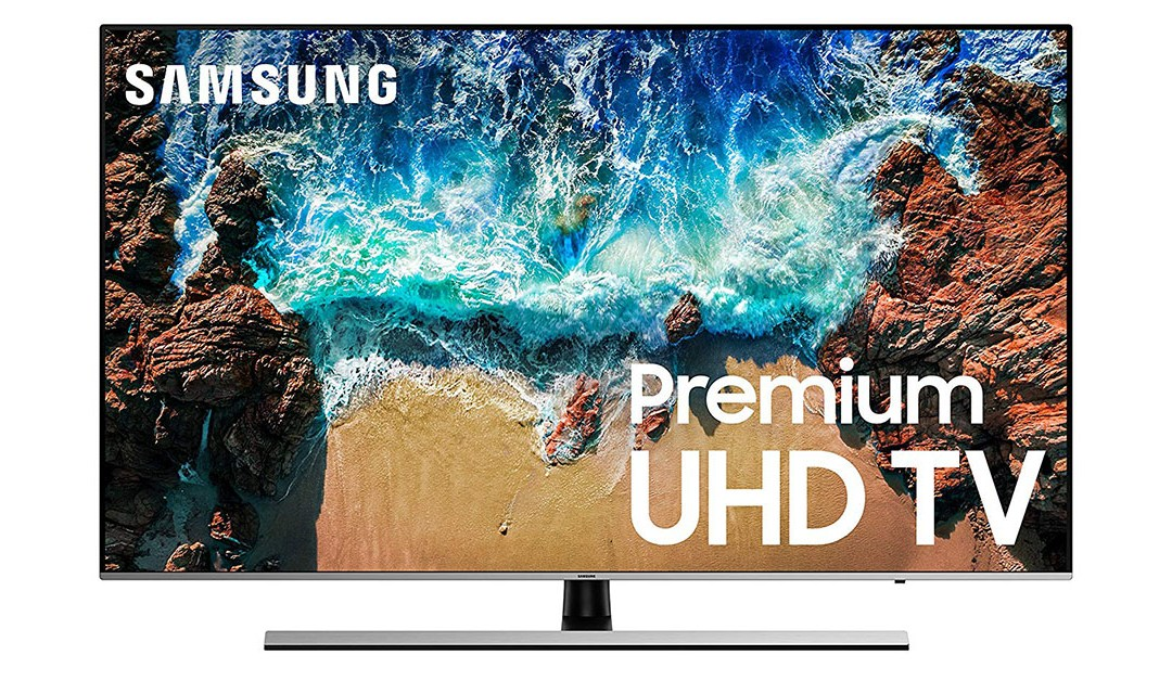 Amazon | BEST PRICE: 15% off Samsung 4K Smart LED TVs 65″ – 82″