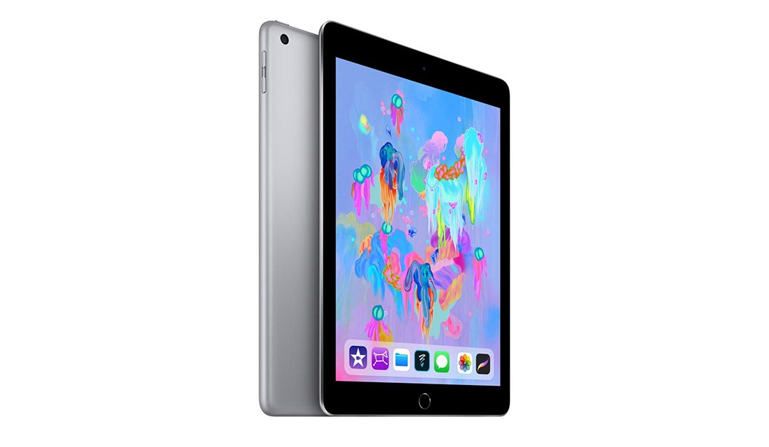 Amazon | BEST PRICE: New Apple iPad (10.2-inch, Wi-Fi, 32GB) – Space Gray (Latest Model, 8th Generation)