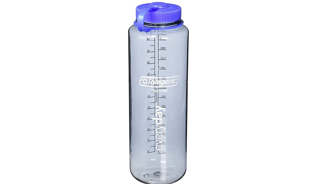 Amazon | BEST PRICE + ADD-ON: Nalgene Wide-Mouth