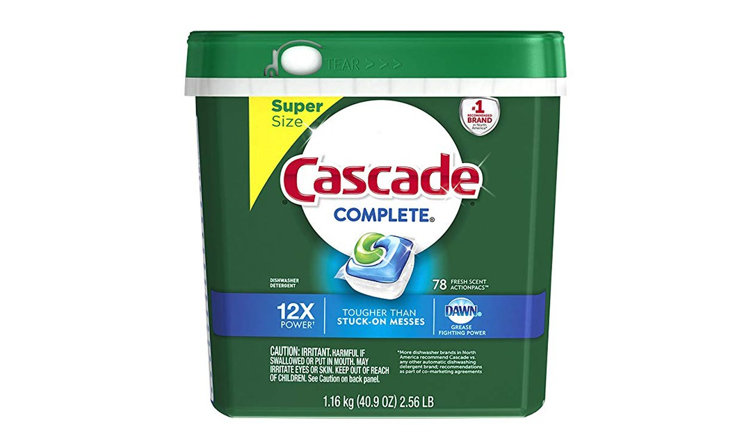 Amazon | BEST PRICE + SUBSCRIBE & SAVE: Cascade ActionPacs