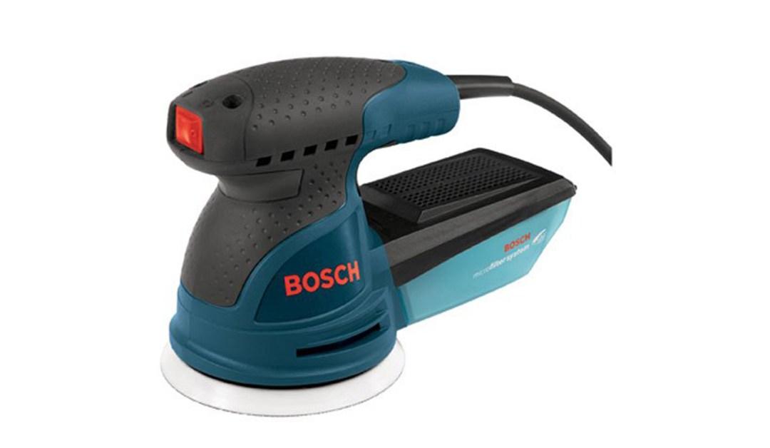 Amazon | BEST PRICE: Bosch Random Orbit Sander