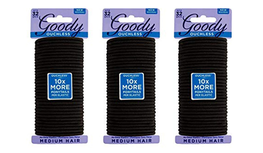 Amazon | BEST PRICE + ADD-ON: Goody Hair Elastics