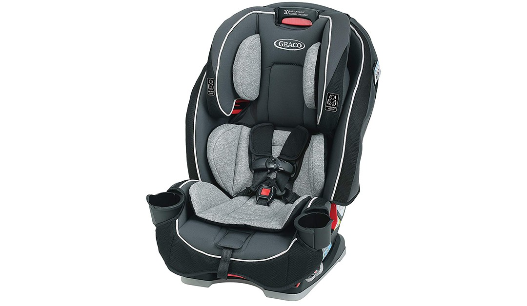 Amazon | BEST PRICE: Grace SlimFit 3-in-1 Convertible Car Seat