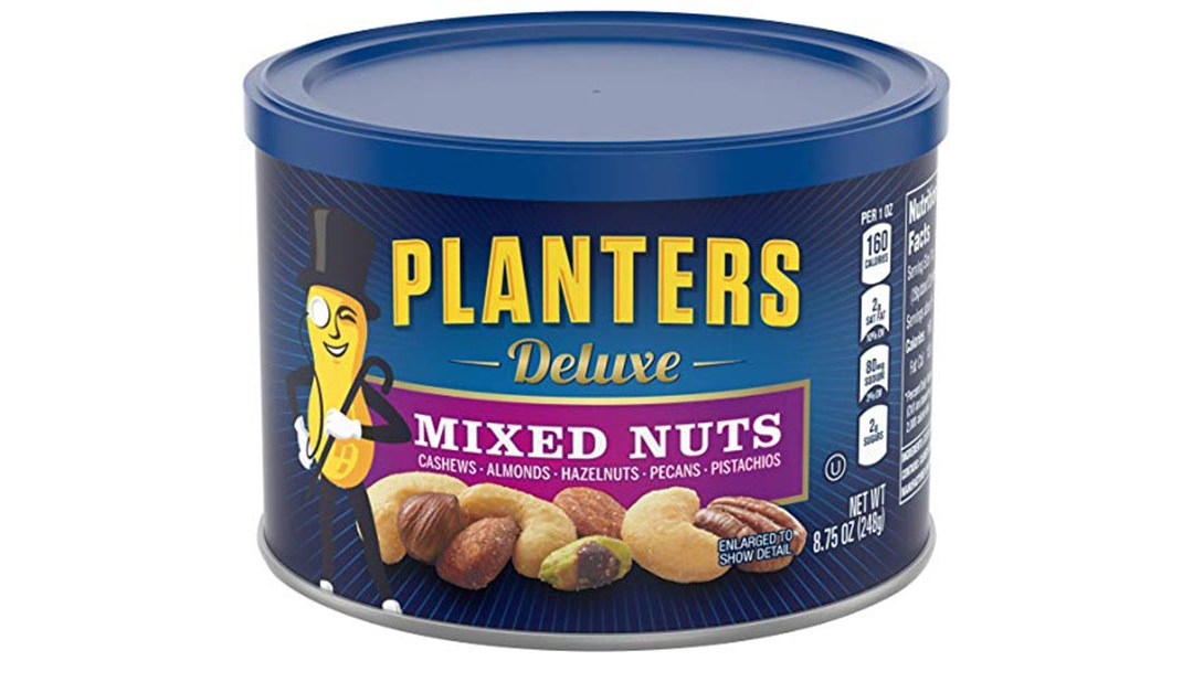 Amazon | BEST PRICE: Planter's Mixed Nuts