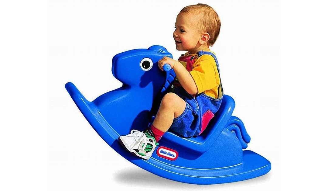 Amazon | GOOD DEAL: Little Tikes Rocking Horse