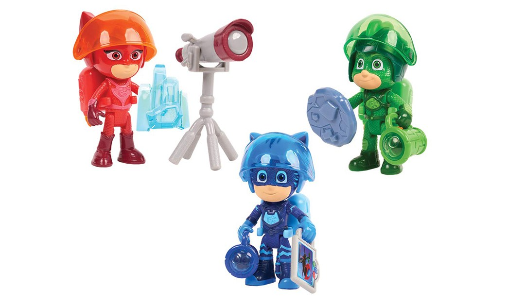 Amazon | BEST DEAL: PJ Masks Figurines