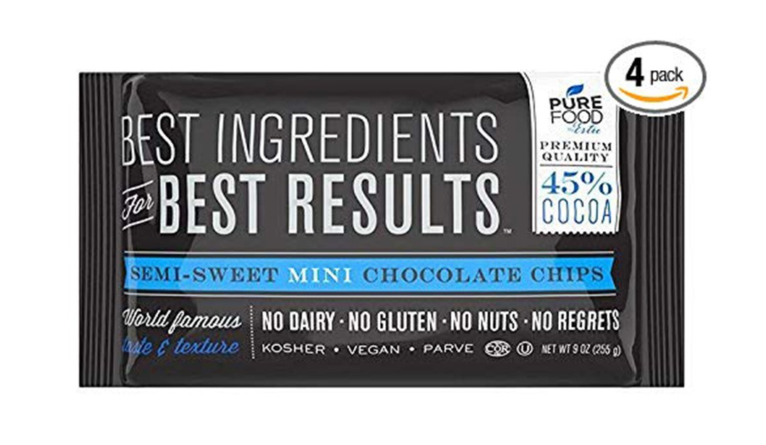 Amazon | BEST PRICE: Pareve Mini Chocolate Chips