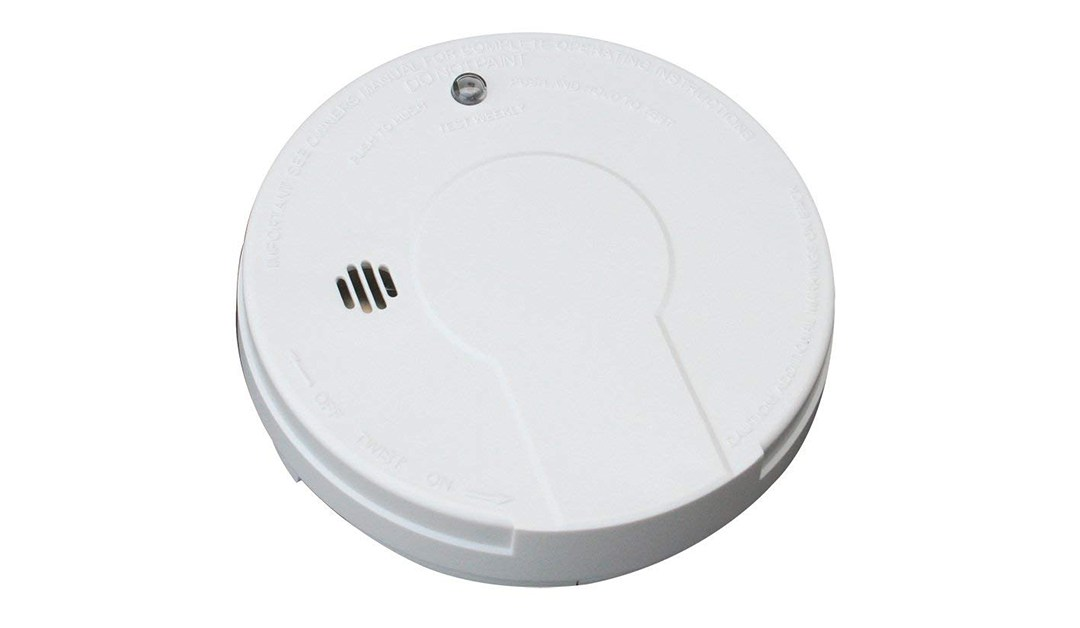 Amazon | GREAT DEAL: Kiddie Battery Operated Smoke Alarm