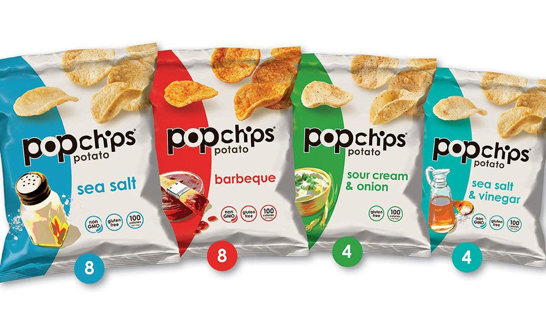 Amazon | BEST PRICE + SUBSCRIBE & SAVE: PopChips 24 Pack