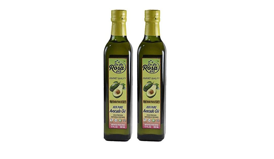 Amazon | BEST PRICE: De La Rosa Avocado Oil – KFP 2 Pack