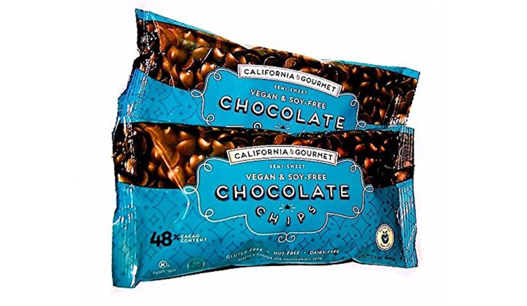 Amazon | GOOD DEAL: California Gourmet Chocolate Chips