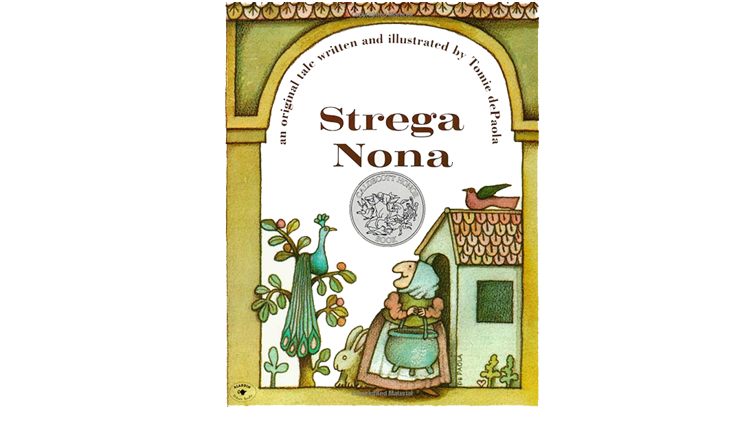 Amazon | BEST PRICE: Strega Nona Paperback Book