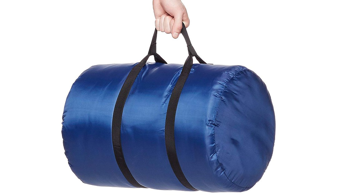 Amazon | GOOD DEAL: Amazon Basics Sleeping Bag