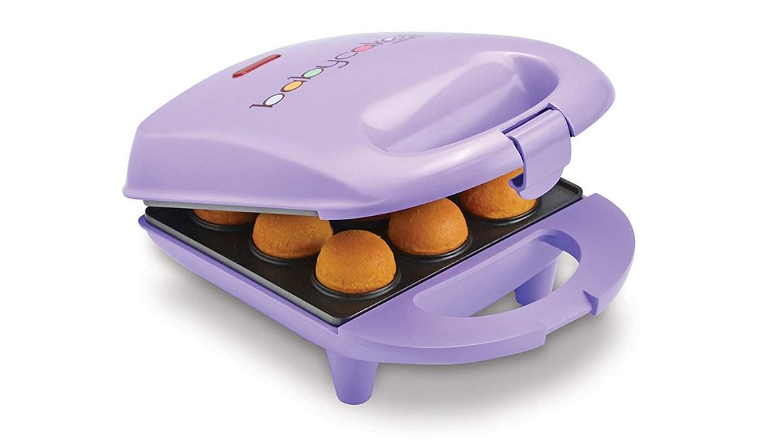 Amazon | GOOD DEAL: Baby Cakes Mini Cake Pop Maker