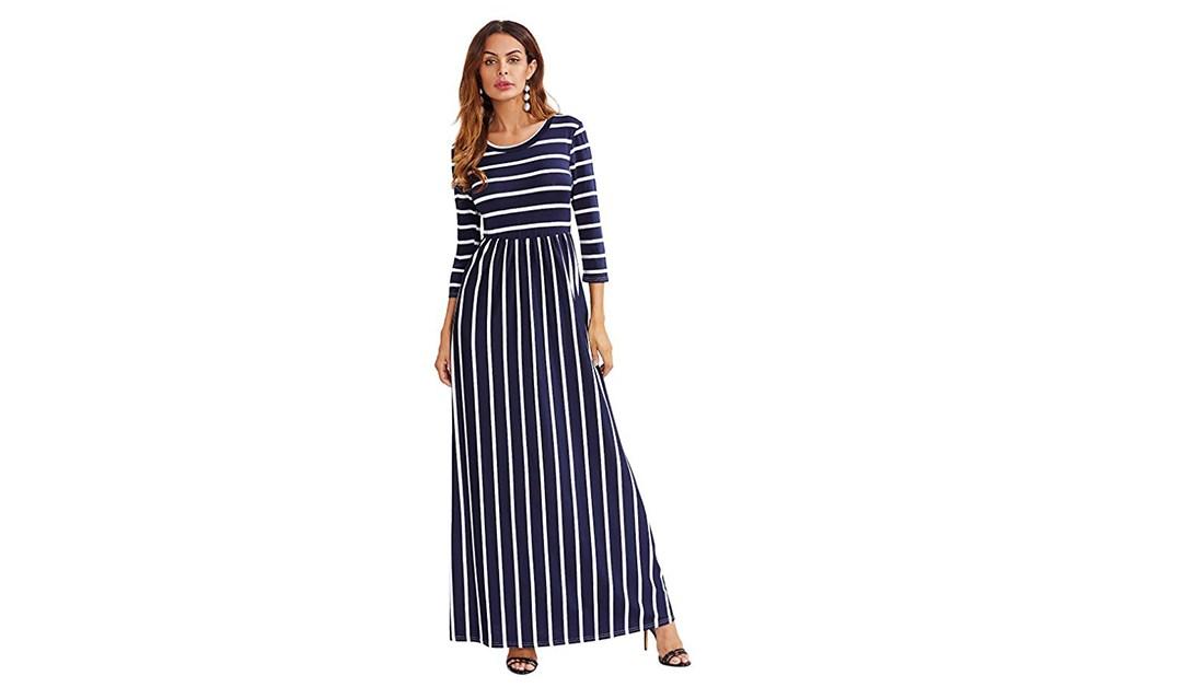 Amazon | DEAL + CODE: 30% off Milumia Maxi Dress