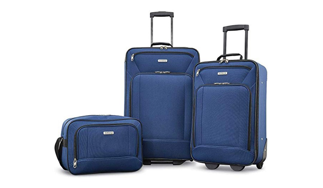 Amazon | BEST PRICE: American Tourister 3-Piece Set