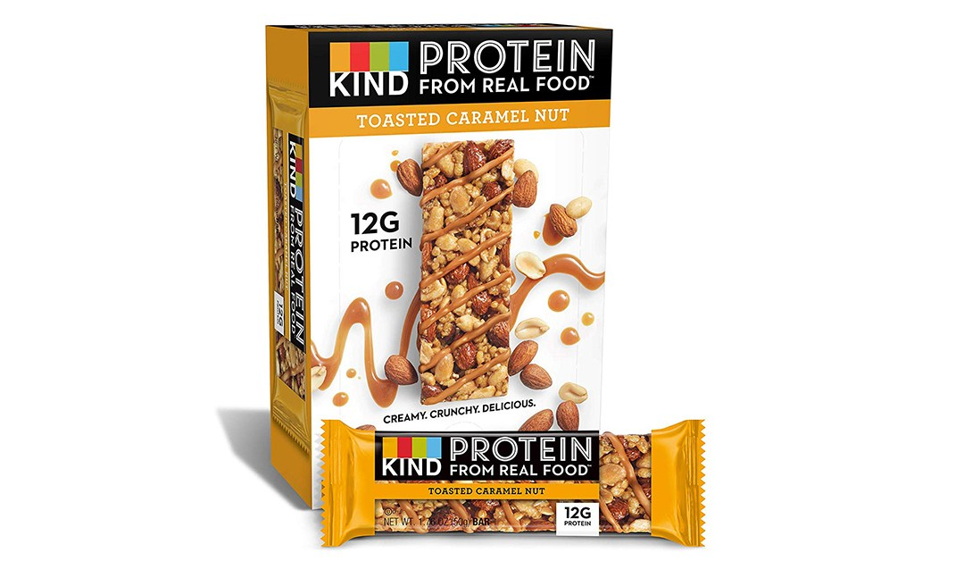 Amazon | BEST PRICE + SUBSCRIBE & SAVE: Kind Protein Bars